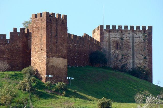 Castelo de Silves,  SILVES - FARO - PORTUGAL