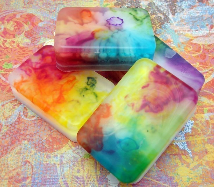 One Bar Hippy Chick Soap. $4.75, via Etsy.