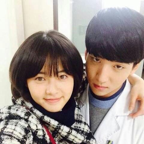 Sung Na Jung & Binggeure #goara #baro #reply1994
