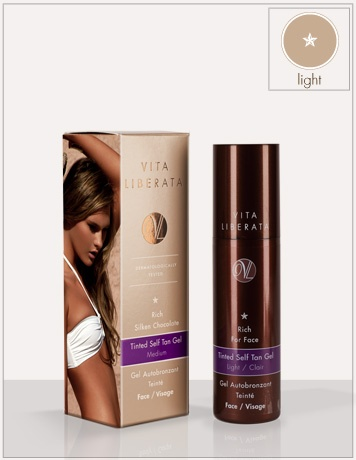Rich silken chocolate - face | Vita Liberata