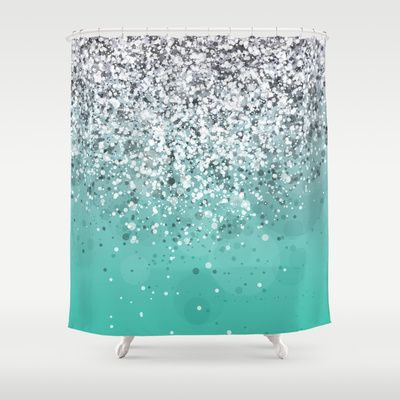 Spark Variations I Shower Curtain.....totally outrageous and I LOVE it!!!!! MUST HAVE!
