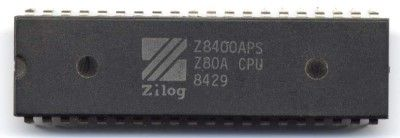 Zilog Z80 outperforming Intel 8080