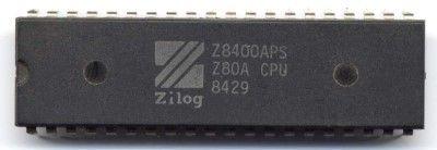 Zilog Z80 outperforming Intel 8080