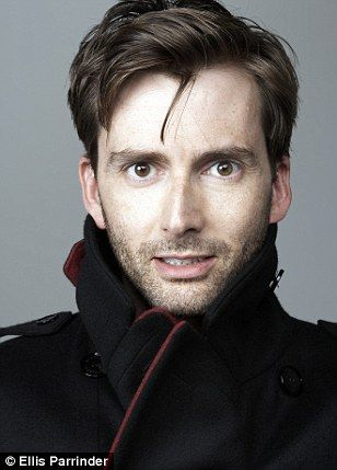 Doctor Who Day 16 - Favorite Actor: David Tennant. I think he does a brilliant job, not only as the Doctor, but in everything I've seen him in. Just a really talented guy.