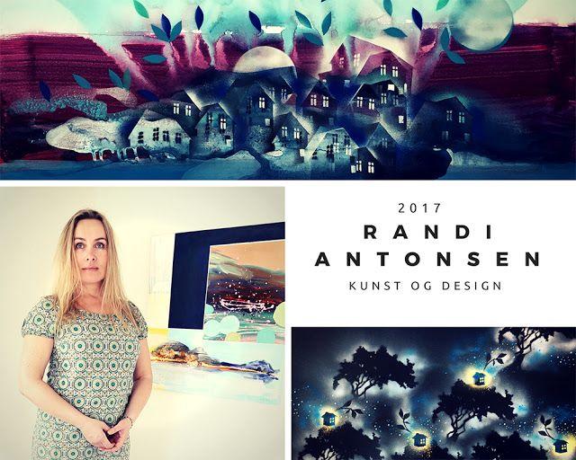 Randi Antonsen - Art - Illustration - Design: randiantonsen.com