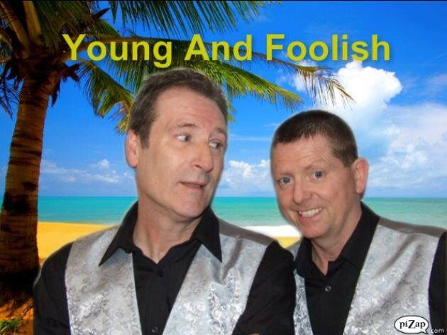 Tonight join us for a great night of entertainment with the very funny Young and Foolish. This hilarious show features Topical Prop based and visual comedy routines and sketches including…rs Brown, Toy Story, Lady Gaga, Keith Lemon, TV Adverts, Michael McIntyre, The Simpsons and more!