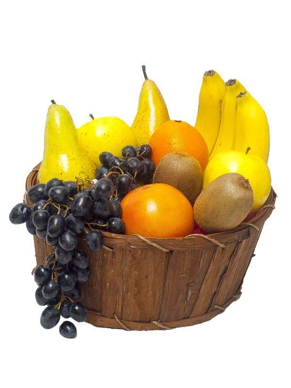 Cos cu banane, portocale si struguri Acest cos va ofera o dimineata plina de energie. Banane, portocale si struguri.
