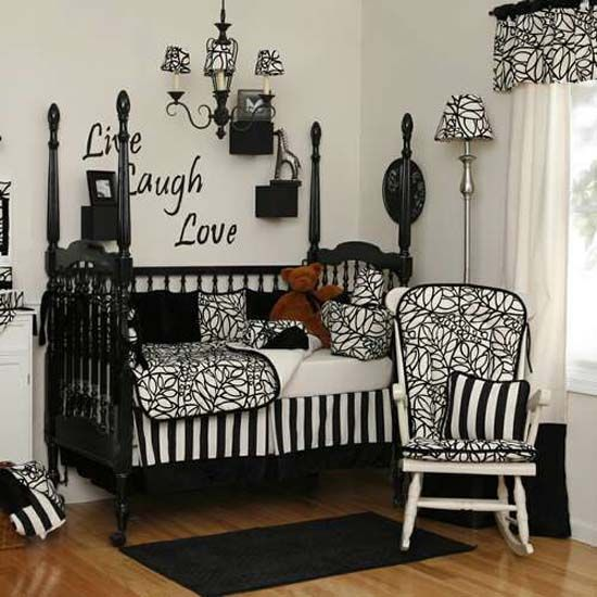 Beautiful See Our Hip Black Baby Room. Get More Decorating Ideas At Http://