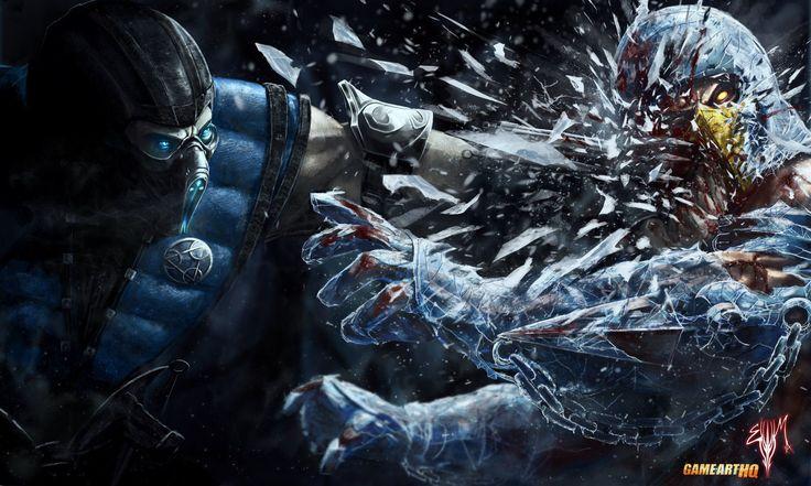 Countdown: 10 [Stop]. Next Image » · Mortal Kombat X Wallpaper ...