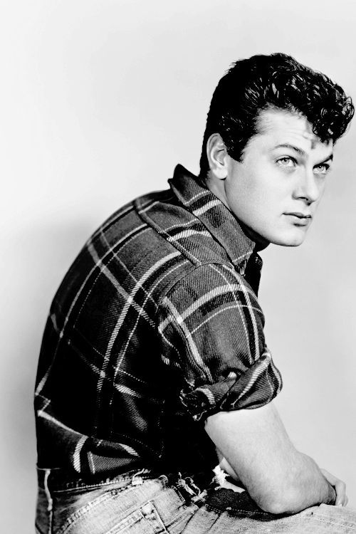 Young Tony Curtis
