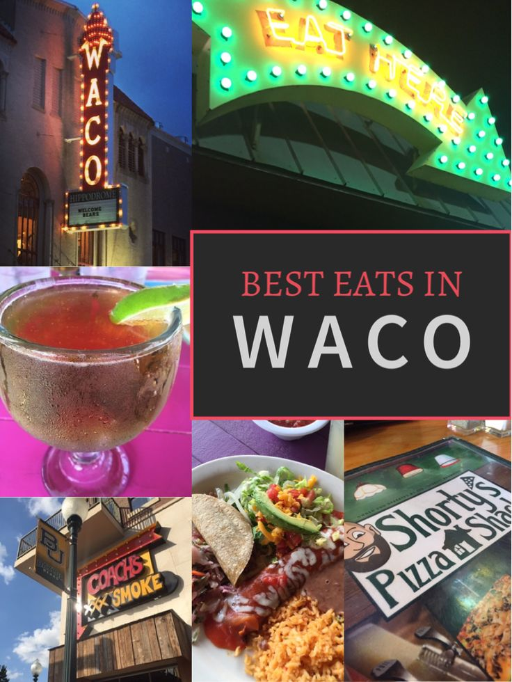 Where to Eat Local in Waco, TX | Travel Blog