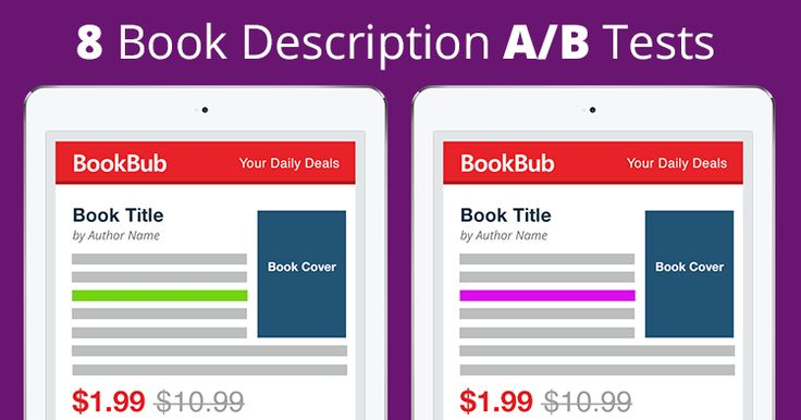 To write the blurbs for our daily deals emails, we need to learn as much as possible about our readers' tastes. See what we've learned via our A/B tests!