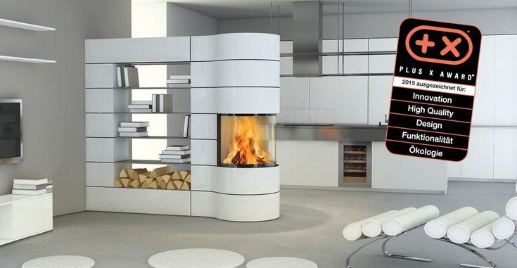 Spartherm, técnica de calefacción - Hogares, elementos de chimenea, en muchos modelos