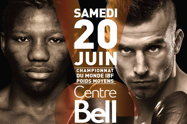 DAVID LEMIEUX AND HASSAN N'DAM HOSTED AN INTERNATIONAL MEDIA CONFERENCE CALL