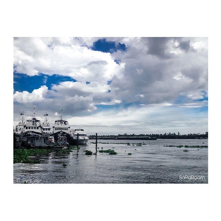 Port  #port #Thailand #landscape #photography