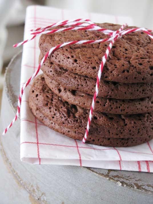 Chocolate Fudge Cookies ♥ | Backen | Pinterest