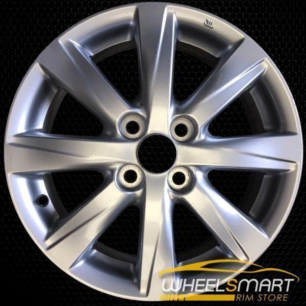 15 Toyota Yaris Oem Wheel 2015 2017 Silver Alloy Stock Rim 75173