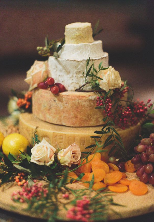 NSW-the-grounds-alexandria-wedding-carla-zampatti-and-a-day-photography26 Cheese wedding cake!!