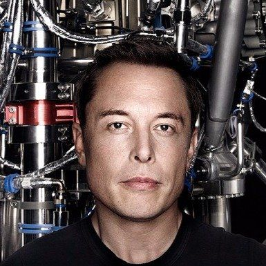 Billionaire businessman Elon Musk