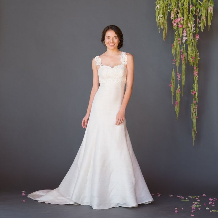 Superb Celia Grace wedding dresses are made in safe fair and empowering Fair Trade conditions