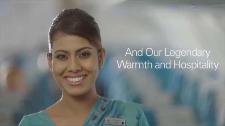 SriLankan Airlines Economy Class