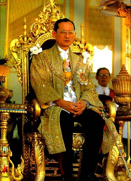 Thailand's HM King Bhumibol Celebrated His 7th Cycle.