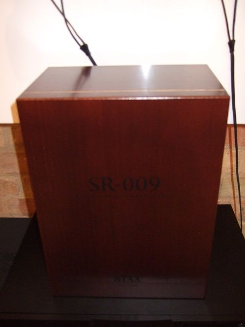hifi lounge, Stax SR-009, The Worlds Greatest Headphones.