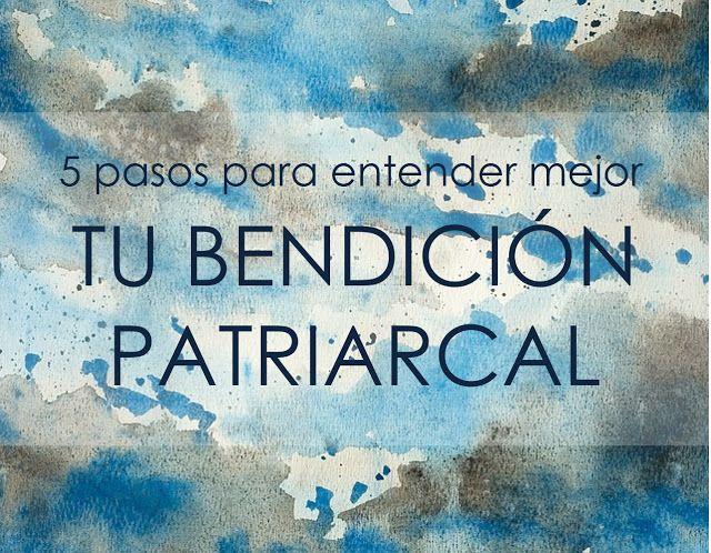 Ideas Lamanitas: Ya tengo mi Bendición Patriarcal... ¿Y esto cómo se usa?
