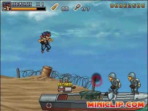 Metal Slug 2  Action games