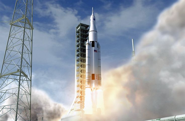NASA's Space Launch System inches even closer to flight