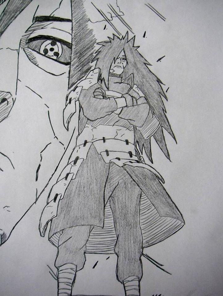 Pin De Aldo Barba En Naruto Drawings Naruto Para Dibujar Naruto A Lapiz Naruto Dibujos A Lapiz
