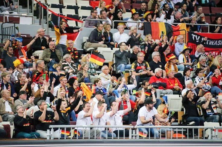 The final result #Germany 27 – 26 #Russia  Photos of #Germany VS #Russia match at Lusail Multipurpose Hall on the 18th of January  صور من مباراة #ألمانيا و #روسيا التي أقيمت في صالة لوسيل متعددة الاستخدامات بتاريخ 18 يناير انتهت المباراة بفوز منتخب #ألمانيا بنتيجة 27 مقابل 26 لمنتخب #روسيا   #LiveitWinit  جميع حقوق النشر محفوظة #قطر2015© ©Copyright #Qatar2015. All Rights Reserved