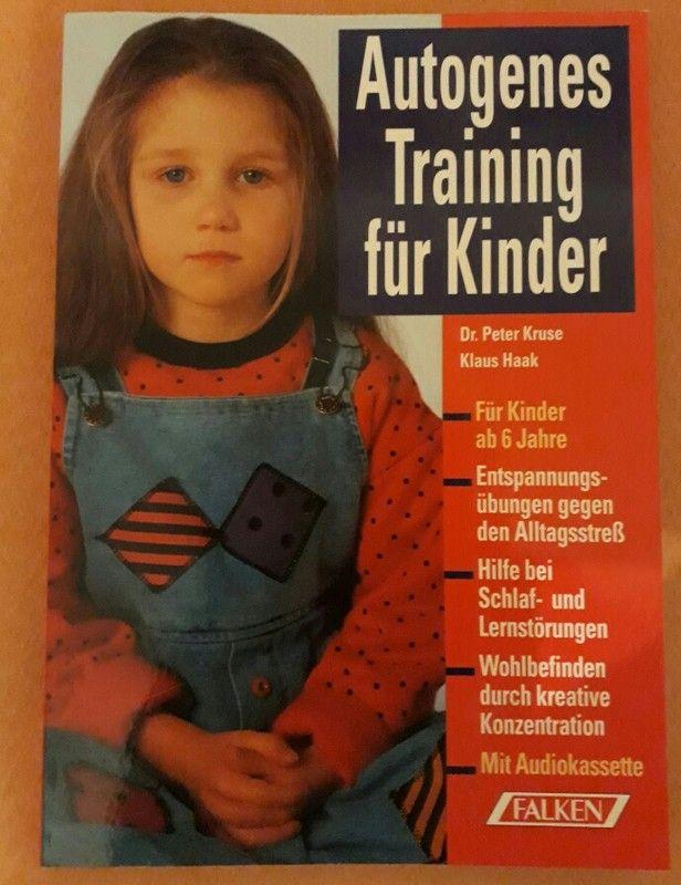 Buch : Autogenes Training für Kinder