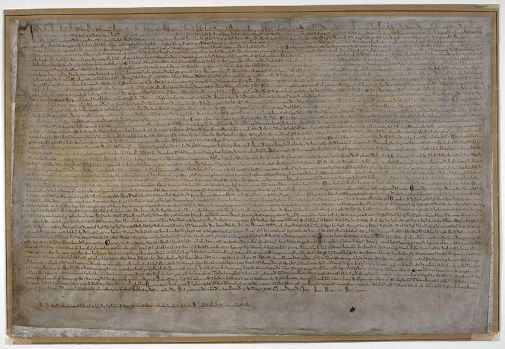 Magna Carta turns 800