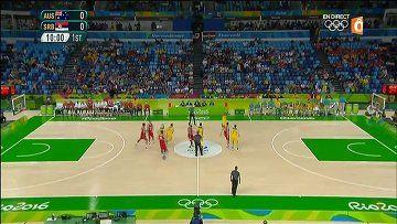 Basket Demi Finale JO Rio Australie Serbie - http://cpasbien.pl/basket-demi-finale-jo-rio-australie-serbie/