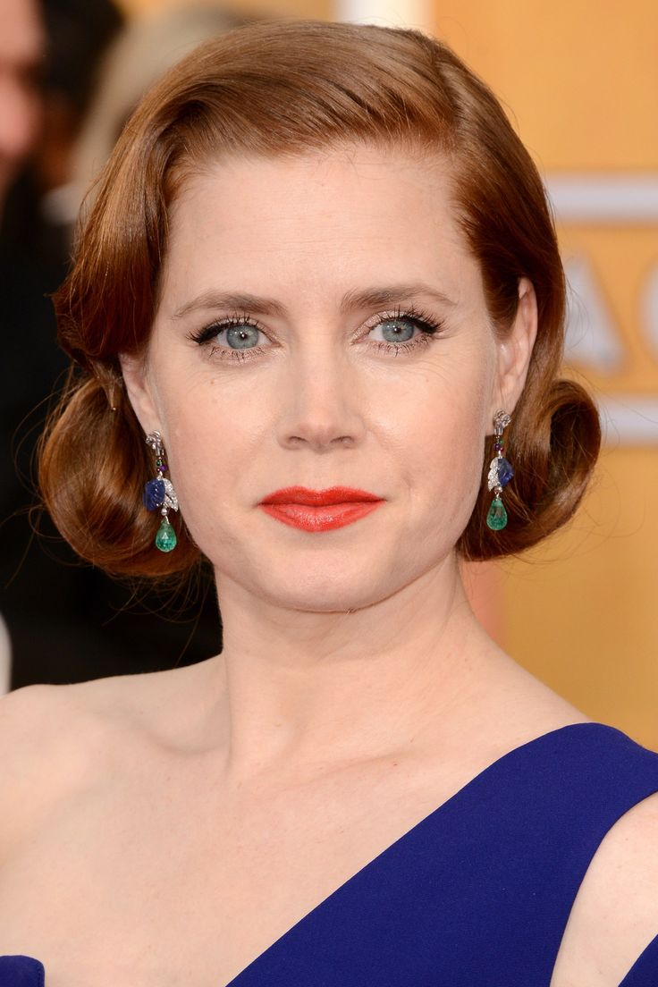 Red Carpet Hairstyles & Makeup – 2014 Hair & Beauty Looks (Vogue.com UK)