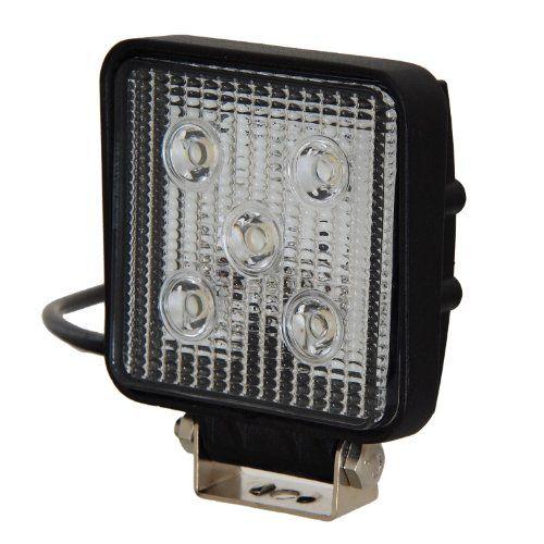 Vintage x W LED Scheinwerfer Beleuchtung e gepr ft Wei V PKW V Truck Alu Druckgu Arbeitsscheinwerfer
