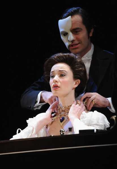 Sierra Boggess Photo - Love Never Dies - Photocall