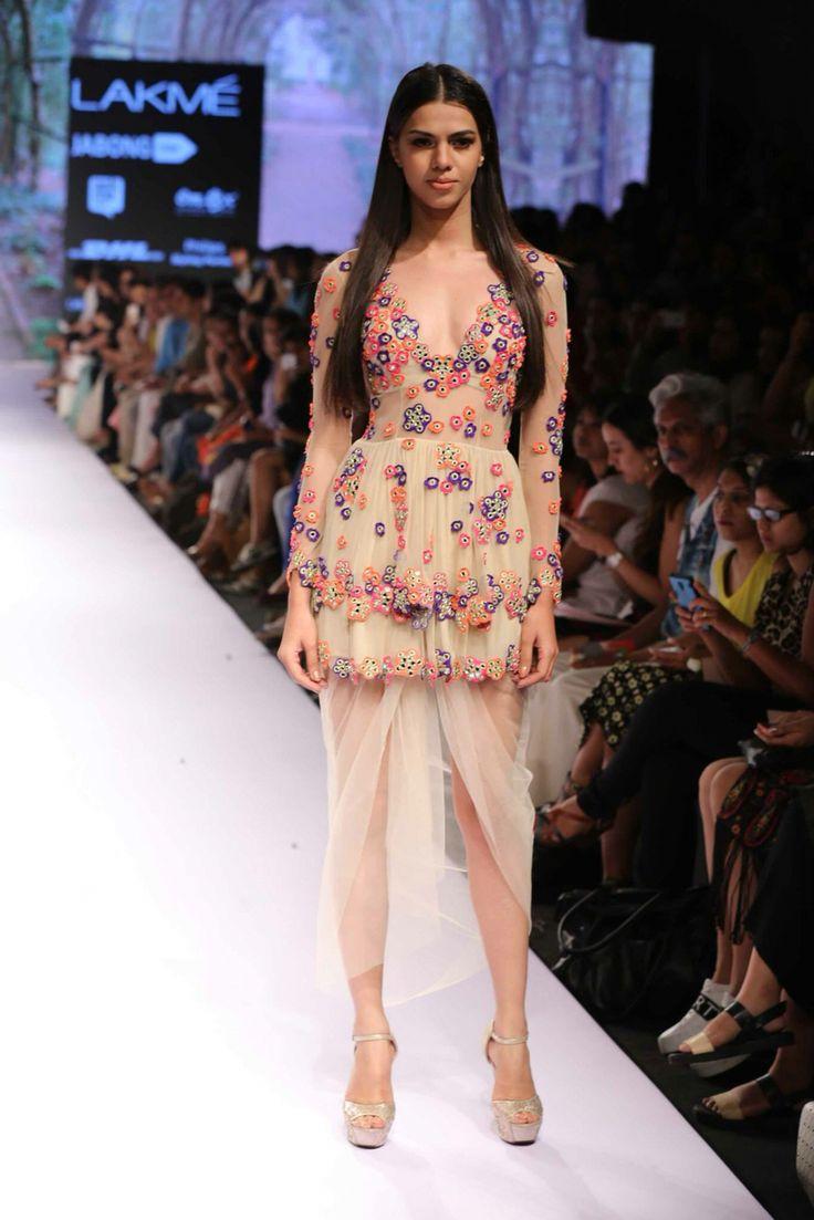 Arpita Mehta Lakme Fashion Week 2015 Summer Resort