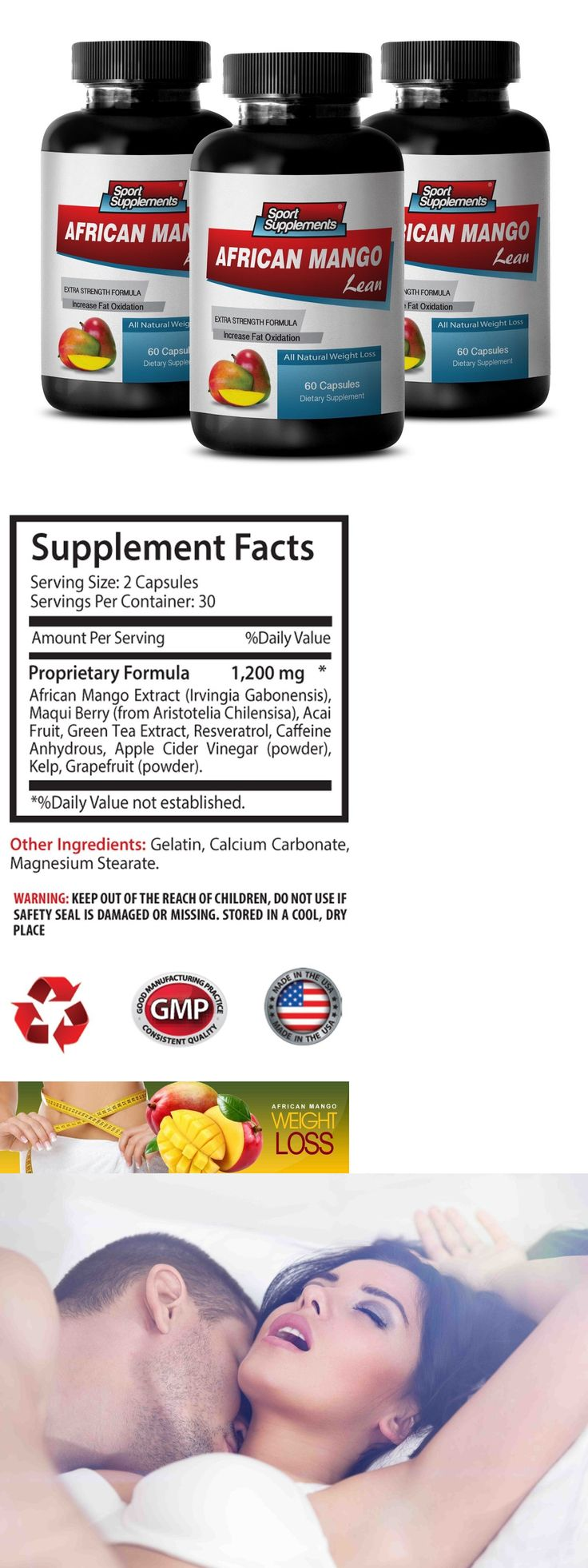 Appetite Control Suppressants: Fat Burner Capsules - African Mango Complex 1200Mg - Caffeine Anhydrous 3B -> BUY IT NOW ONLY: $33.95 on eBay!