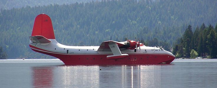 A fabulous 1-hour tour of Martin Mars Water Bombers @ Port Alberni, BC!