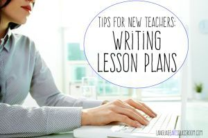 Are you a new teacher? Read here for sensible lesson planning tips.