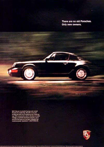 153 Best Porsche Ads Through The Years Images On Pinterest