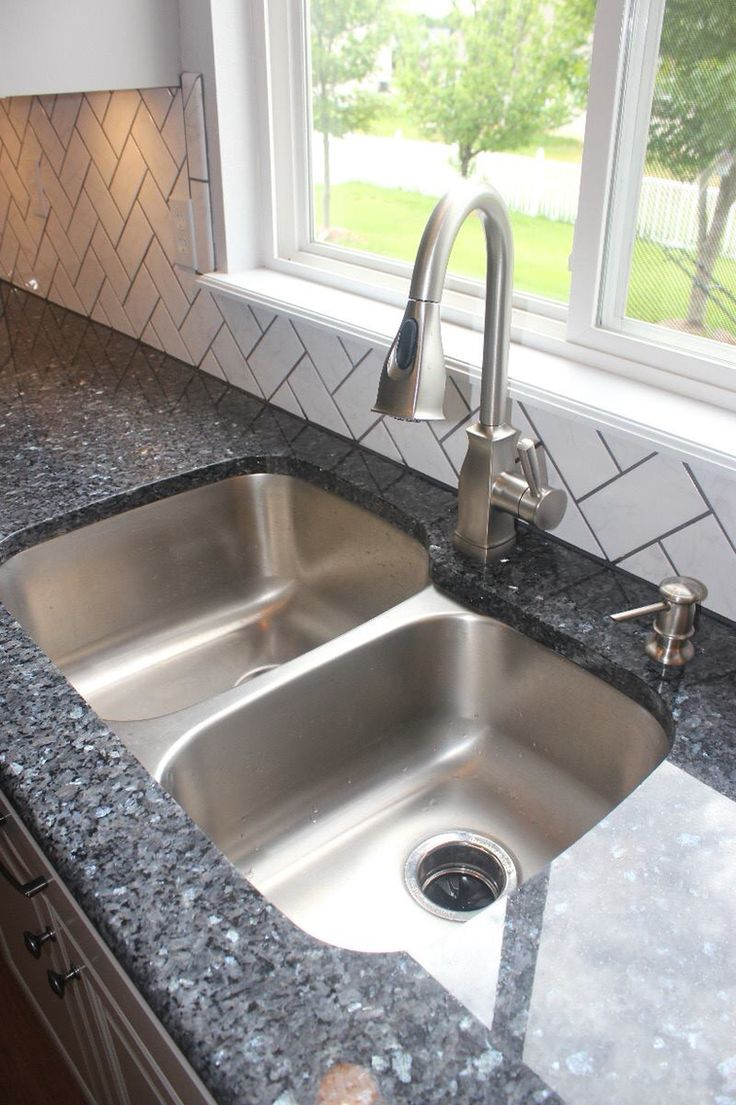 White Granite Kitchen Sink 17 Best Ideas About Blue Pearl Granite On Pinterest Blue