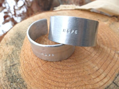 Hope Bracelet All proceeds go to safe homes against human trafficking in the Dominican Republic.