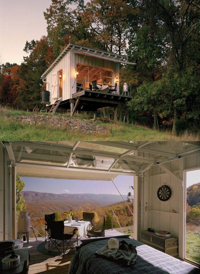 broadhurst architects the shack large 650x891 The Shack Weekend Retreat