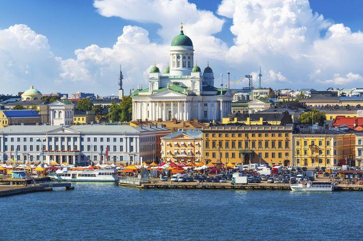 Helsinque, Finlândia | 53 cidades maravilhosas que todos deveriam visitar pelo menos uma vez