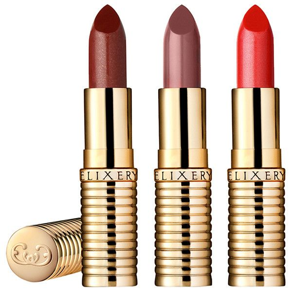 Elixery Your Lips But Better Sheer Lipstick Set found on Polyvore