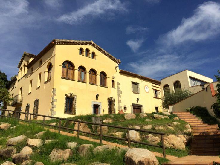 Mas Salagros Ecoresort & Ancient Baths #biohotel in Vallromanes near #Barcelona #visitmasalagros