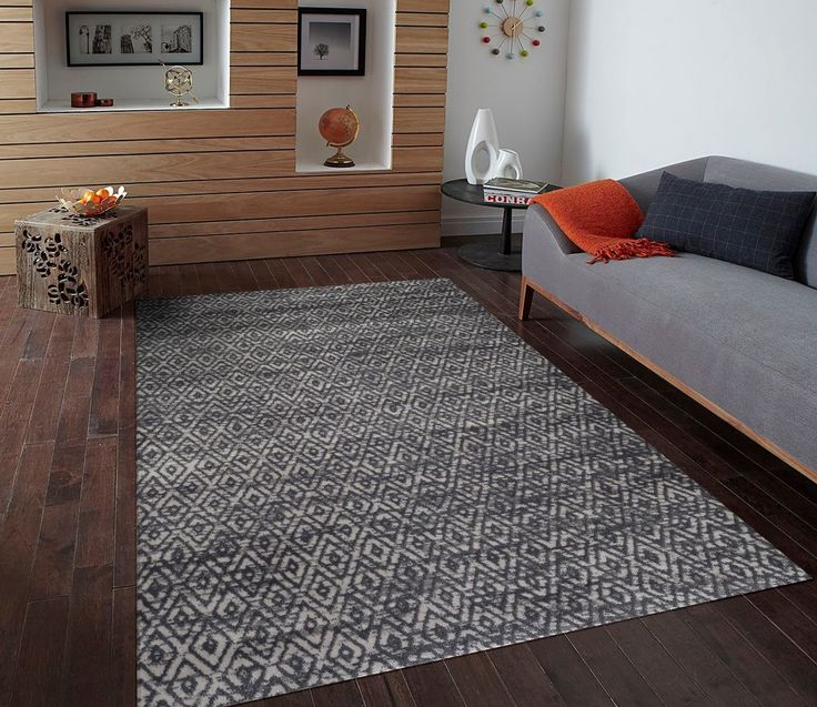 Buying an area rug is a fantastic way to add color, warmth and comfort to any room or office space, as well as gain some of the benefits of carpet. They can protect floors from unwanted movement of furniture & chairs or even hide that annoying stain you just can't seem to get rid of.